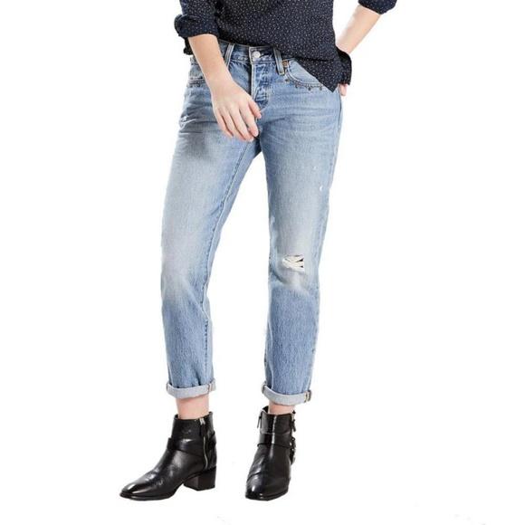 Levi's Denim - Levi's 501 Taper Jeans 24